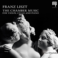Trio Dmitrij plays Liszt chamber music